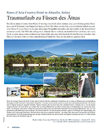 Travel Magazine REISEfieber - Germania